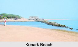 Konark Beach in Odisha offers great view for sunrise and sunset and also great opportunities for fishing. To explore more visit the page. #beach #sea #travel