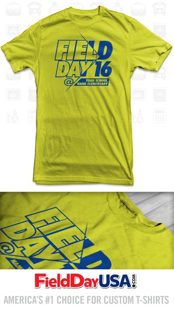 Shirt design green - Budget Event Field Day T Shirt Design Be16 07