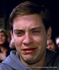 tobey maguire spiderman face - Google Search