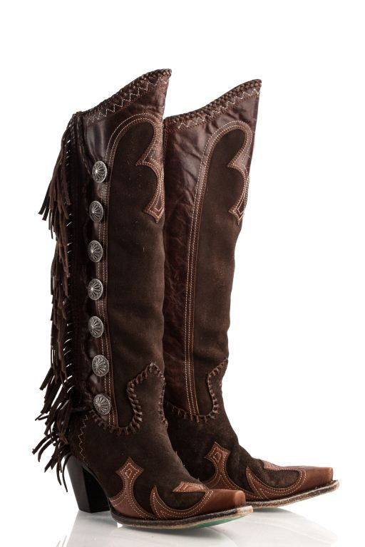 Vaquero in Brown - Double D Ranchwear By Lane Boot Company