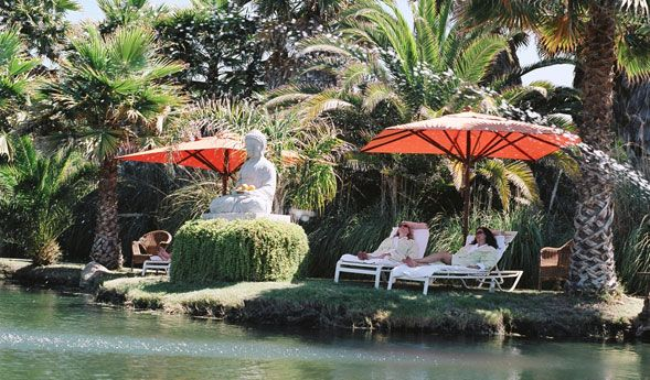 Indian Springs Spa in Calistoga, CA.  One of my all-time favorite places on earth.: Buddha Gardens, Indian Spring, Favorite Spa, Spring Spa, Spring Resorts, Spa Treatments, Ahhh Spa, Napa Indian, Buddha Ponds