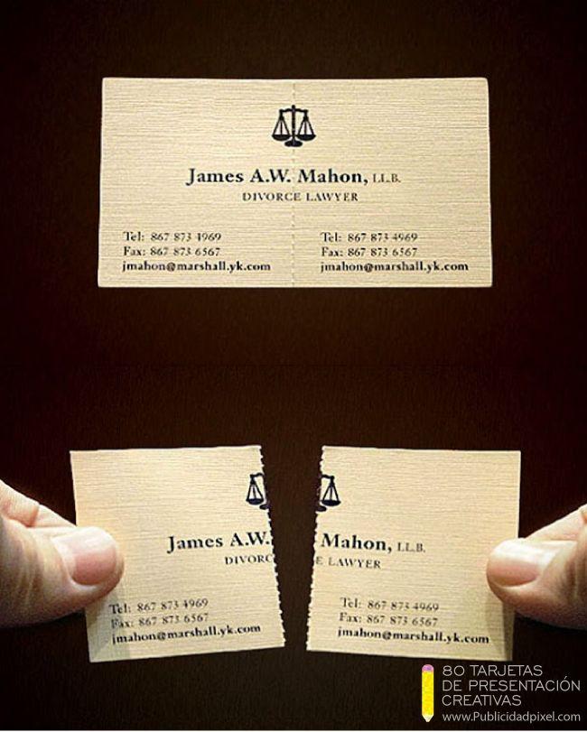 49 best tarjetas de presentacin images on pinterest lipsense diseos de tarjetas de presentacion creativas para abogados reheart Gallery