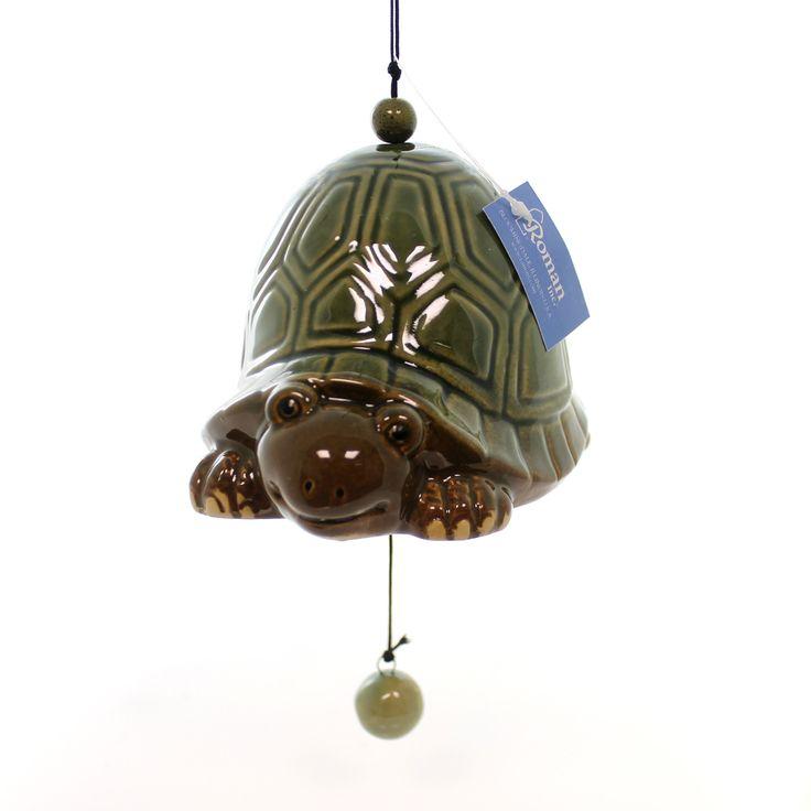 Home & Garden Turtle Garden Bell Outdoor Decor