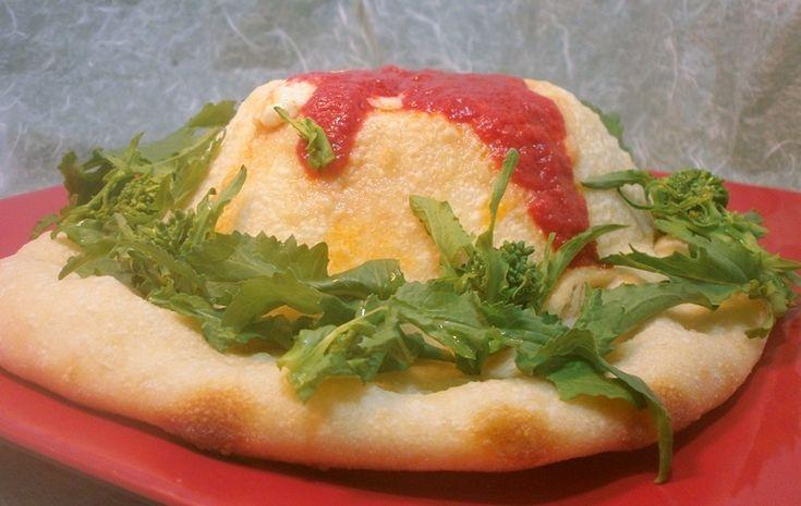 La pizza Vulcano Buono