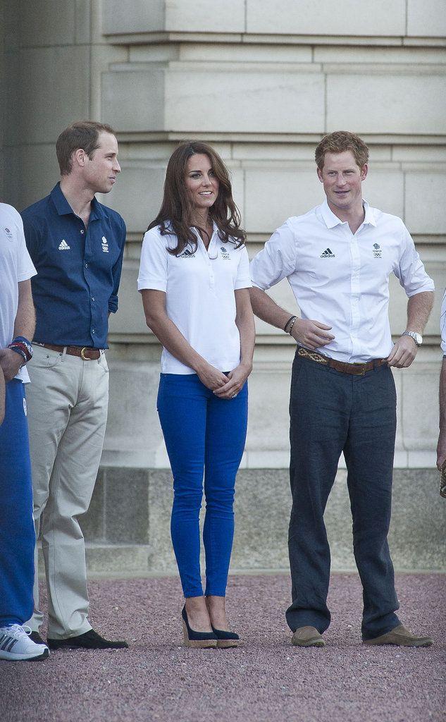 Kate Middleton's Olympics Outfits | POPSUGAR Fashion UK