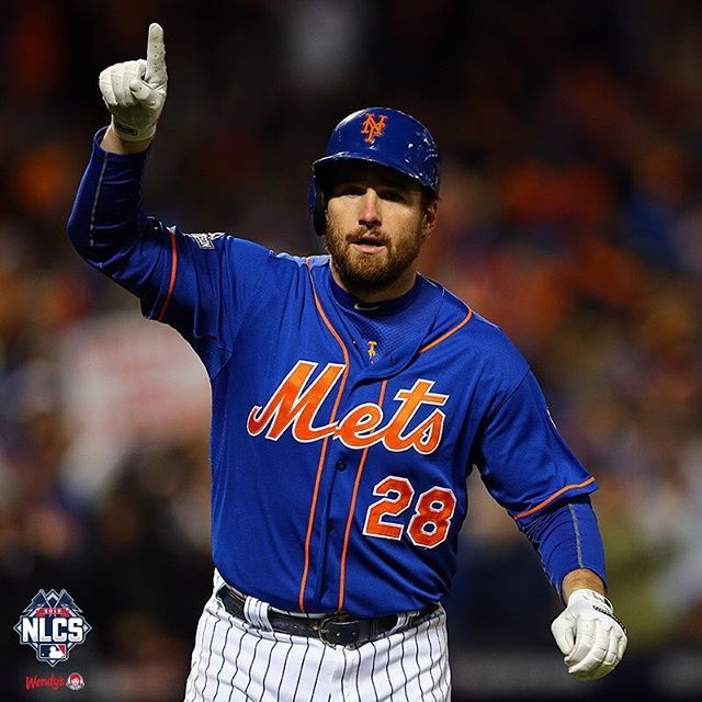 MURPHY'S LAW: Anything that he CAN do, he WILL do. #OwnOctober - #NLCS #NLCS2015 #Mets