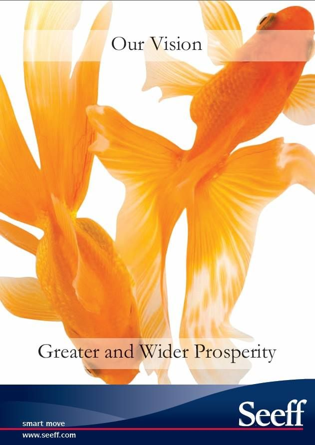 Greater and Wider Prosperity