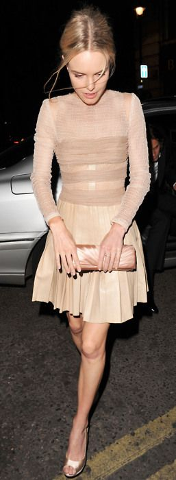 Kate Bosworth - love the dress!