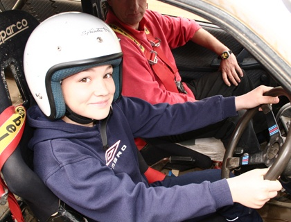 The Junior Driving Experience offers the perfect opportunity for 10-16 year olds to get behind the wheel of a car for the very first time.