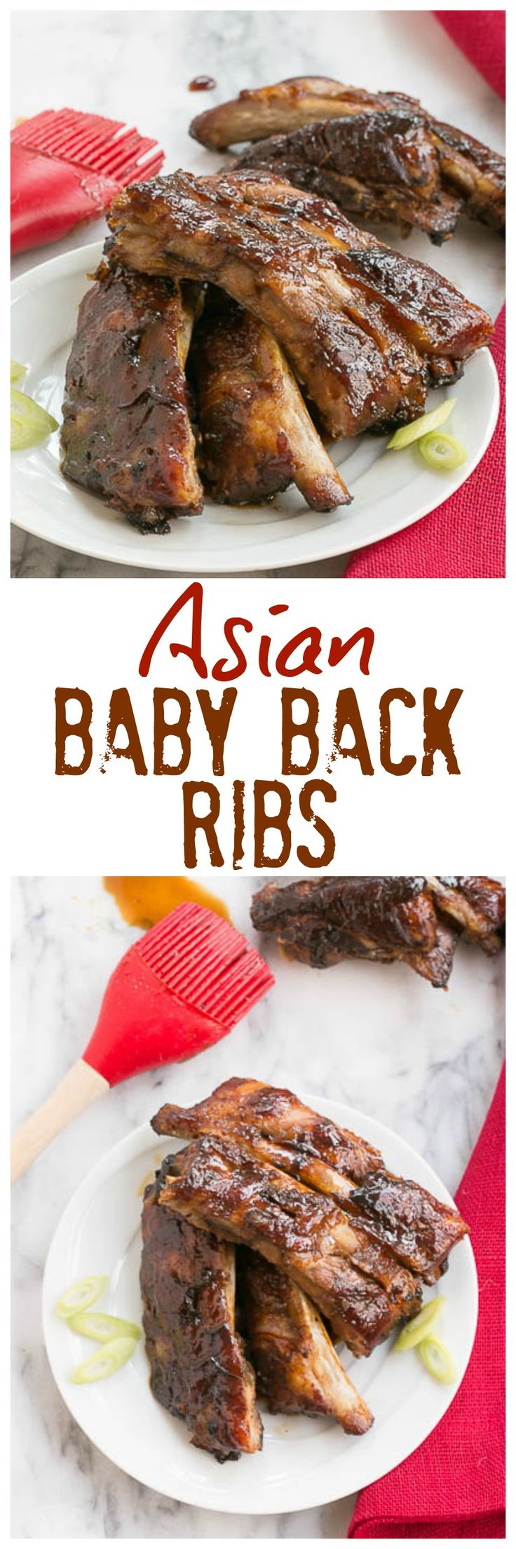 Asian Baby Back Ribs | Finger licking good!! @lizzydo