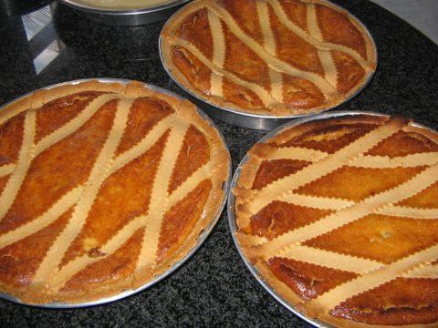 (La Pastiera) Le pizze di grano di mamma Lucia dalla A alla Z......da più di 50 anni
