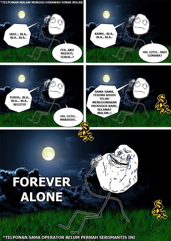 Forever Alone Romantic