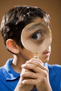 Eye Tracking Exercises for Children