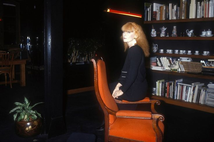 Sonia Rykiel, 1984 - Guy Marineau