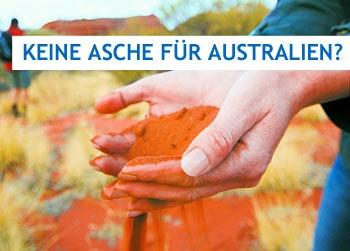 Keine Asche für Australien? Wir schenken dir EUR 140,-! | STA Travel | Sichere dir EUR 140,- Rabatt für deinen Flug nach Darwin