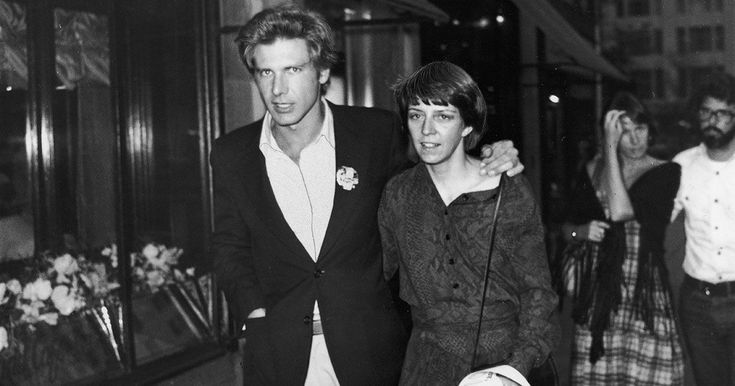 He Was Married to Her? Looking Back at Major Movie Stars' First Spouses - Harrison Ford and Mary Marquardt -  Ford, known for his Indiana Jones films was married to Chef Mary Marquardt for 15 years (1964-1979). They had two children, Benjamin and Willard. In 2016, Carrie Fisher claimed that Ford had an affair with her in 1976 while filming Star Wars. His reported infidelity led to the end of their relationship.