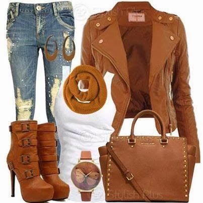 High fashion Women winter outfits combination Latest Women Fashion