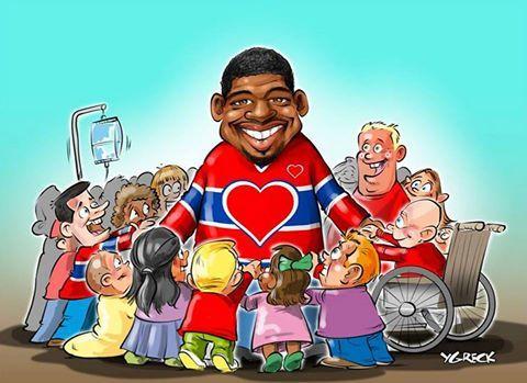 PK Subban donates $10 Million to the Montreal Childrens Hospital