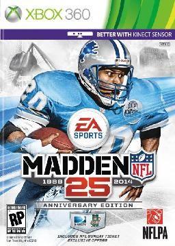 Madden 25 Pre Order now at www.cerberusgames.com.au