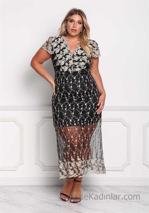 Buyuk Beden Uzun Abiye Elbise Modelleri Gece Elbiseleri Plus Size Dresses 8 Plus Size Dresses Elbise Modelleri Elbise
