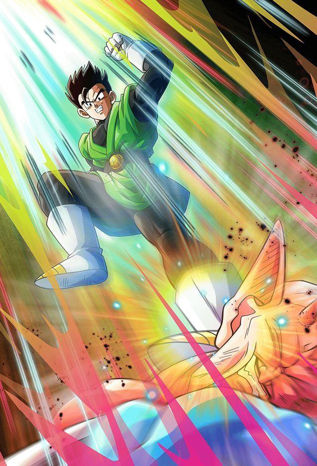 Gohan Vs Dabura Card Bucchigiri Match By Maxiuchiha22 On Deviantart Dragon Ball Super Manga Anime Dragon Ball Dragon Ball Art