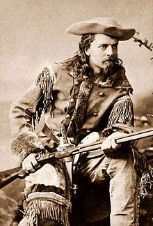 "William Frederick ""Buffalo Bill"" Cody (February 26, 1846 – January 10, 1917) was an American scout, bison hunter, and showman. He started working at the age of eleven after his father's death, and became a rider for the Pony Express at age 14."