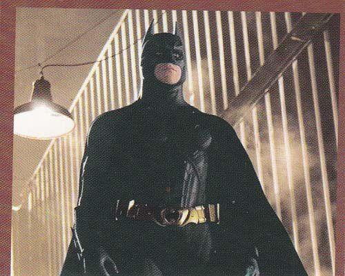 Batman Begins Movie Single Album Sticker #071 NON-SPORTS 2005 Upper Deck @ niftywarehouse.com #NiftyWarehouse #Batman #DC #Comics #ComicBooks