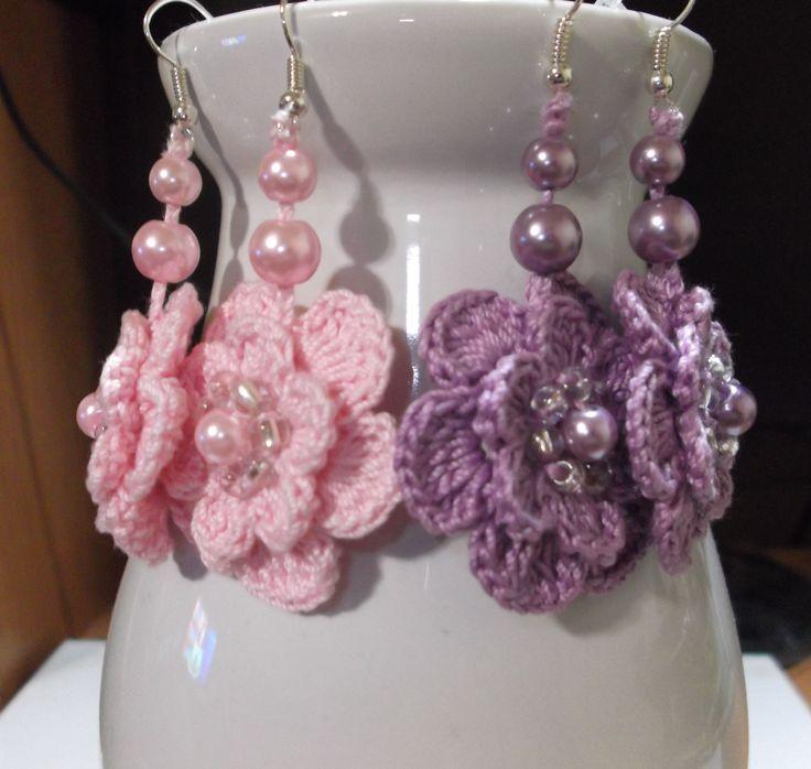 My beautiful earrings