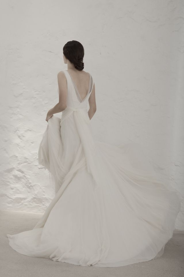 Cortana 2015 Wedding Dress Collection | see more on: http://burnettsboards.com/2014/07/cortana-unveils-2015-collection/