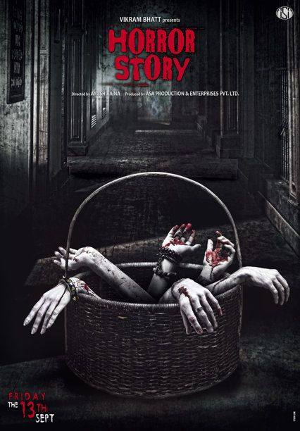 Vikram Bhatt's 'Horror Story' Vikram Bhatt's next 'Horror Story' is garnering a lot of attention with a gripping storyline and powerful marketing.  http://in.movies.yahoo.com/photos/vikram-bhatt-s-horror-story-slideshow/vikram-bhatt-s-horror-story-photo-1378378365073.html