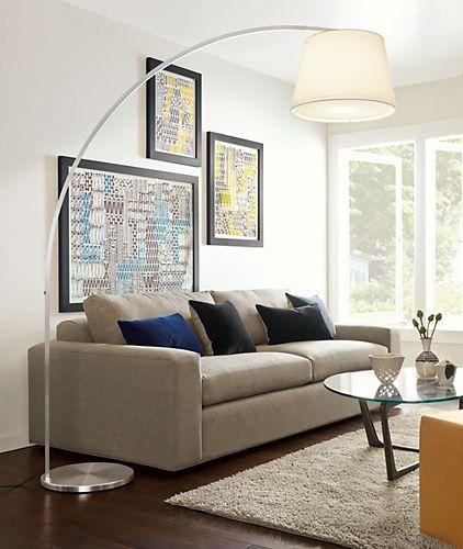 modern lighting solutions. Streeter Floor Lamp Modern Lighting Solutions F