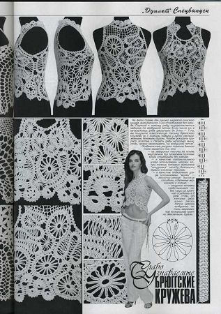 Duplet Special XL Release Summer Is Perfect 3 Russian crochet patterns