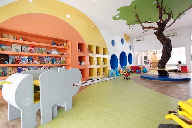 JAKARTA DAY CARE: TAMAN MAIN DAY CARE, WIJAYA