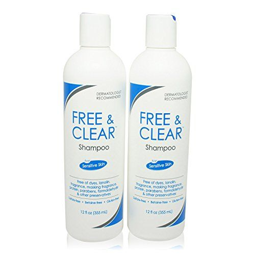 Pharmaceutical Specialties Free and Clear Shampoo 12 oz Pack of 2 -- Read more reviews of the product by visiting the link on the image.