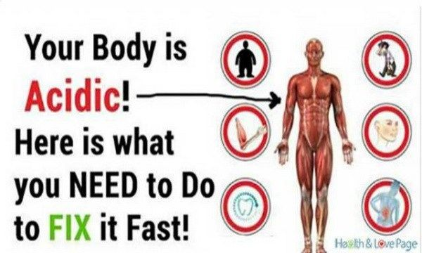 Signs That Indicate Your Body Is Too Acidic And How To Fix It Fast :http://kokvannak.epizy.com/2017/06/26/signs-that-indicate-your-body-is-too-acidic-and-how-to-fix-it-fast/