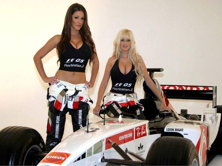 Best Paddock Girls Grid Girls Formula Girls Images On