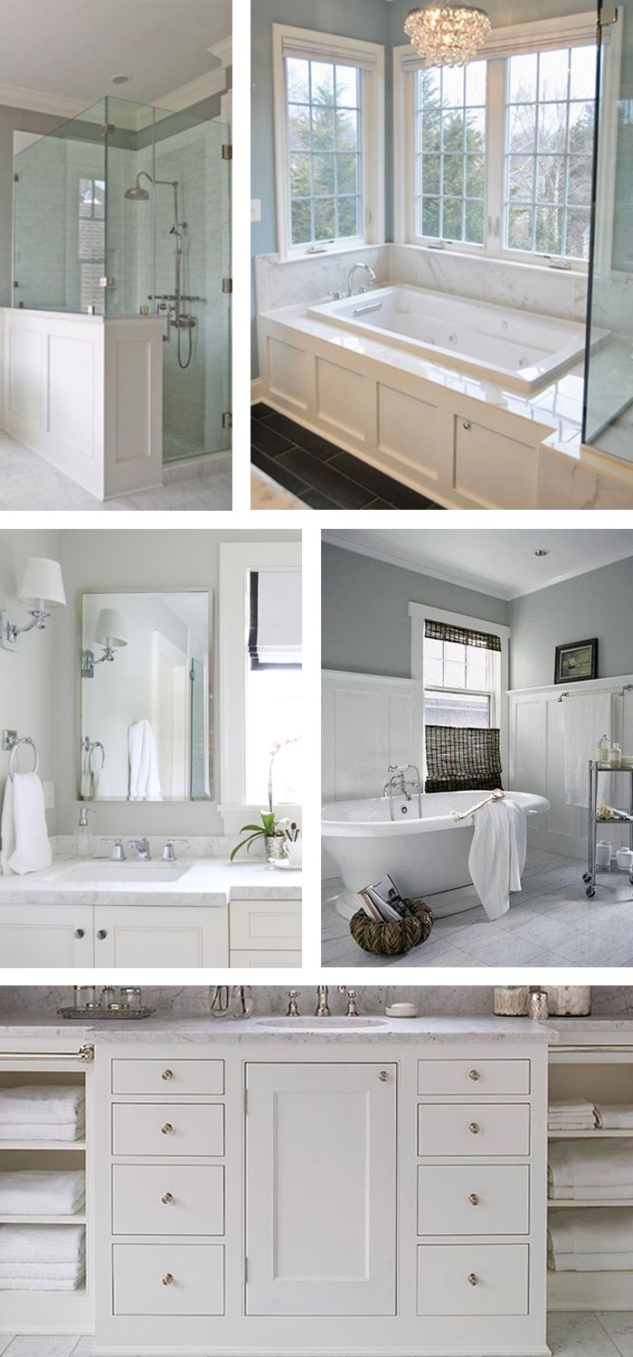Copy Cat Chic Clients: Anne Curry Master Bath 022415