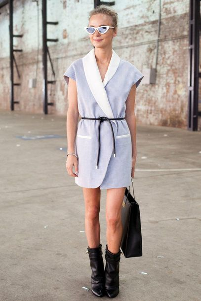 We love blazer dresses