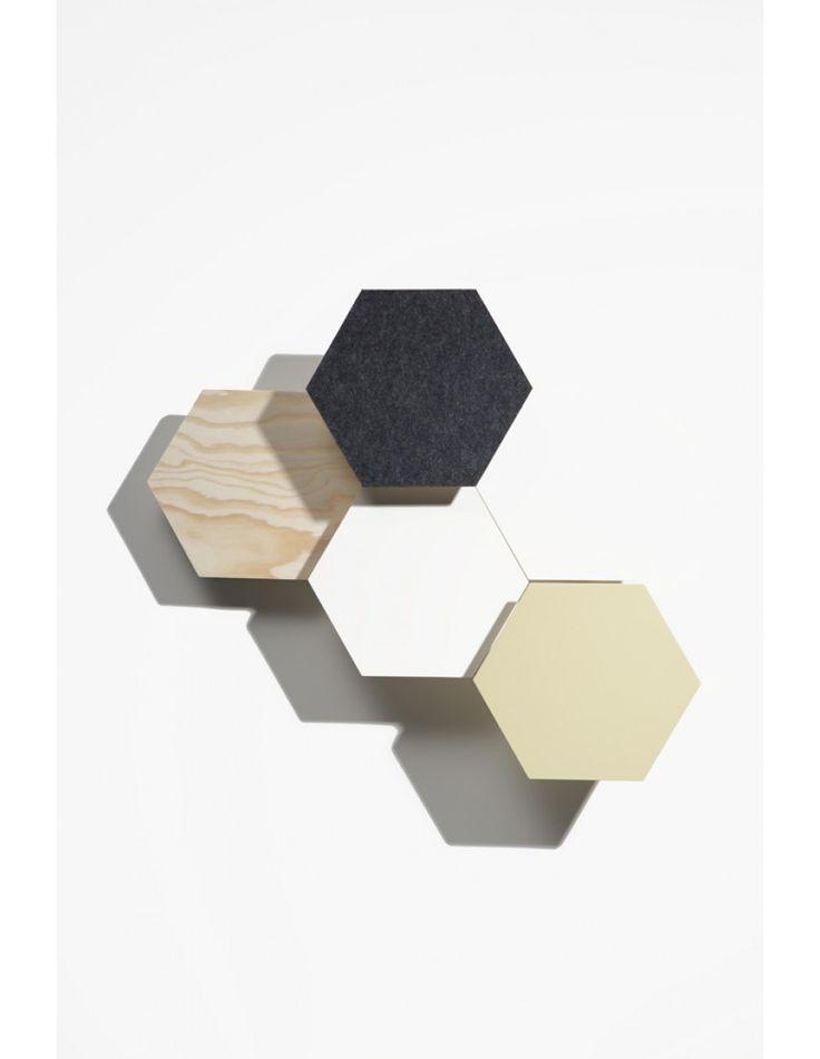 Liuske coat rack, designed by MottoWasabi/Anna Salonen & Yuki Abe.