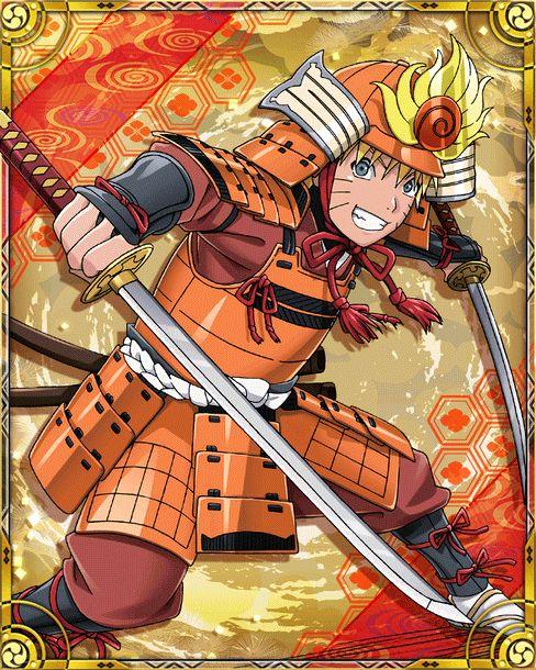 Naruto Samurai by
