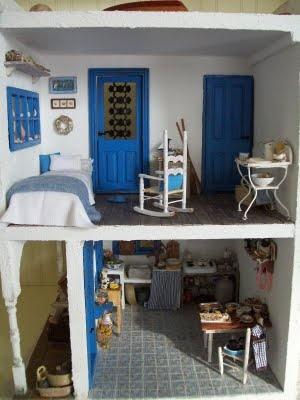 Sabs Mini Interiors: BIG FAT GREEK HOUSE!!! Part 2