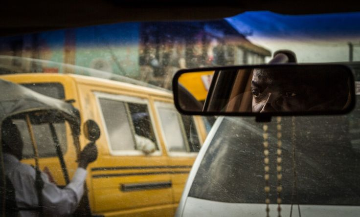 """Lagos and the """"go-slow"""" (traffic jam)"""