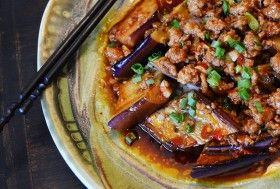 Andrew Zimmern's Ma Po Eggplant