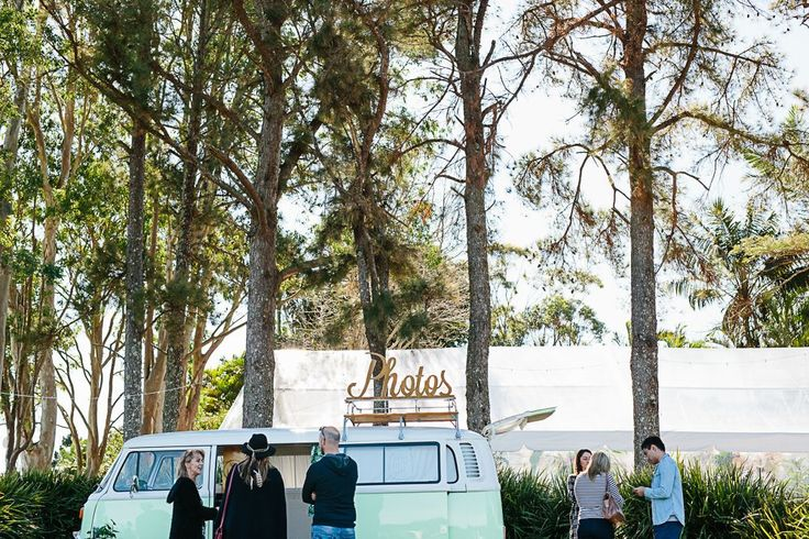 One of our most favourite spots to hang, under the trees at @byronviewfarm - This magical place never disappoints! . . #instakombi #instakombiphotobooth #kombiphotobooth