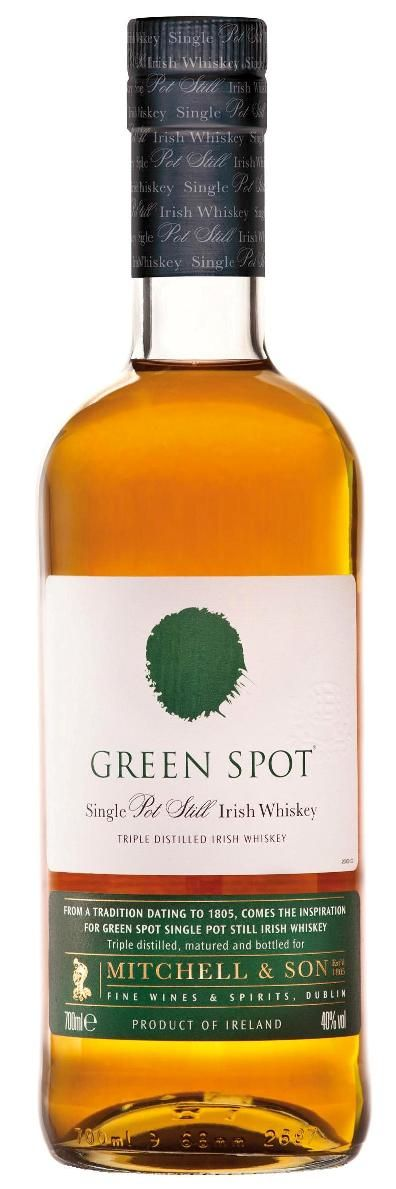 Green Spot Whiskey 70cl