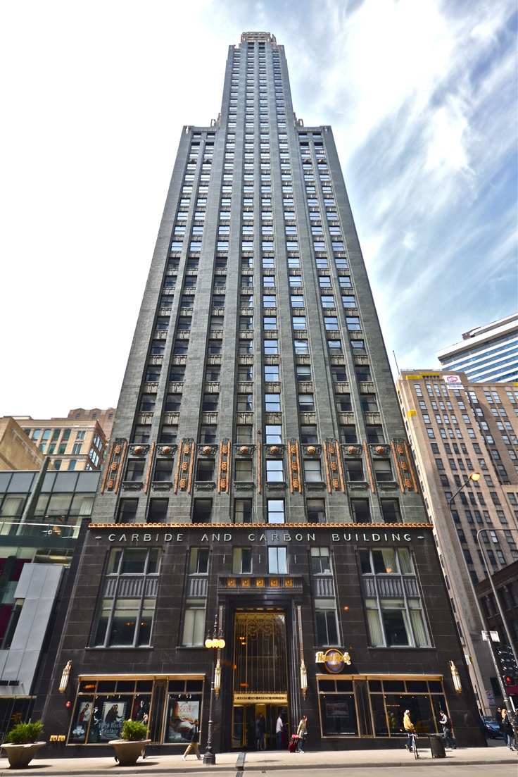 Carbide and Carbon Building, Chicago