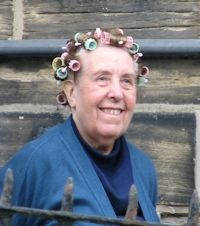 The Lovely Nora Batty ( Kathy Staff)  Last of the Summer Wine (BBC)