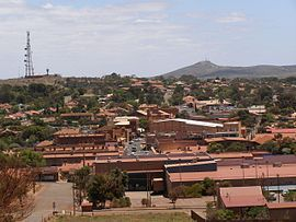 Whyalla town , 3rd largest south australia