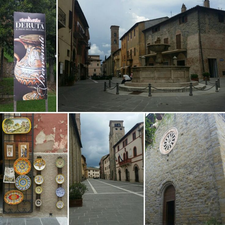 Deruta (Pg) Italy