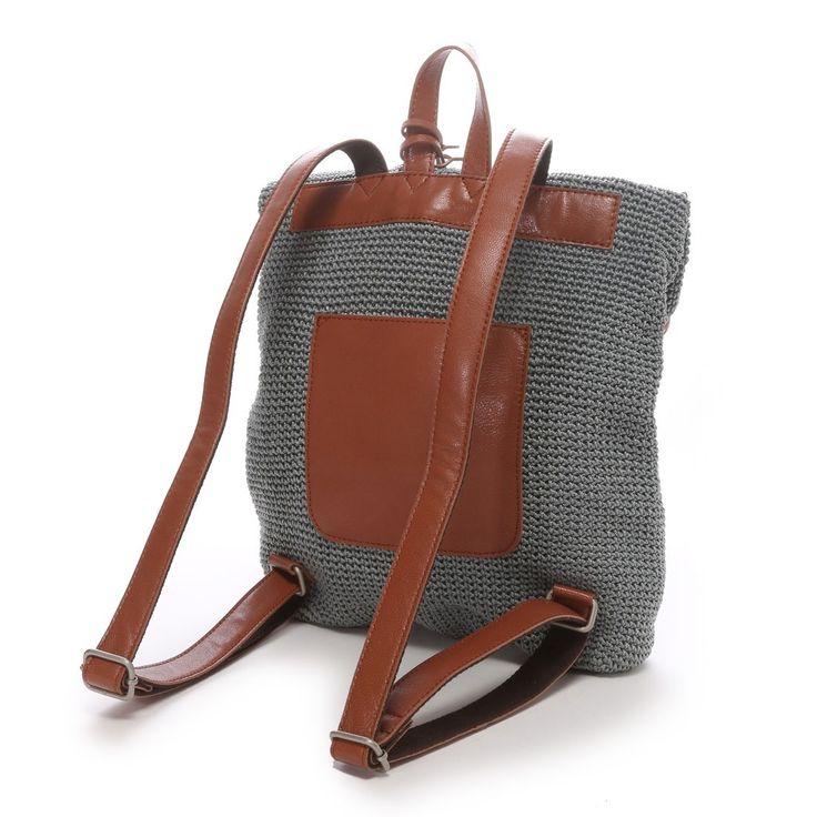 Anti-Forme Design crochet bag